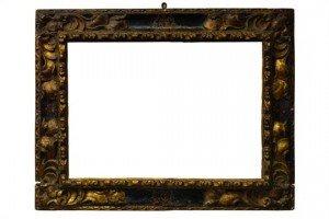 Gilded Cassetta Frame