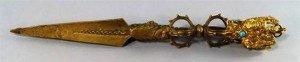 gilt bronze kila