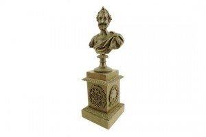 bust of Henri IV,