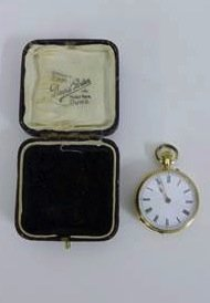 lady's fob watch