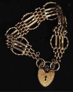 gate-link bracelet