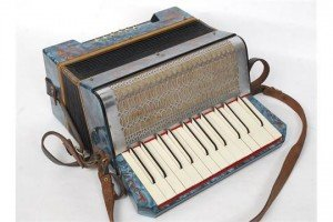 Pictro accordion