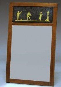 trumeau wall mirror