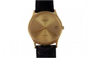 gentleman's dress watch