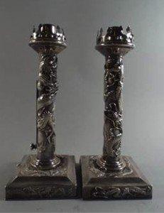 adjustable candlesticks