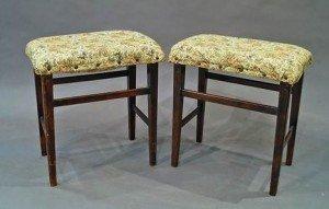 Coronation stools