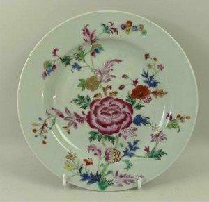 export porcelain plate