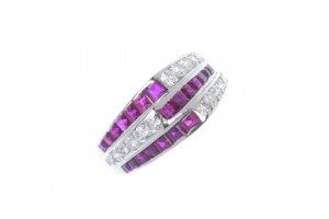diamond dress ring.