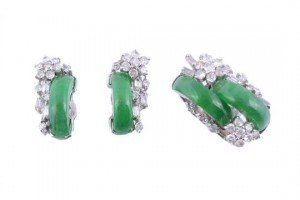 jadeite earrings