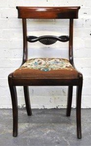single chair,
