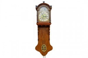 driven starter clock