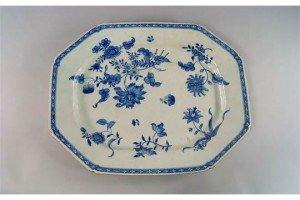porcelain meat platter