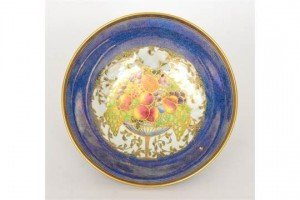 painted cabinet plate