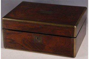rosewood box