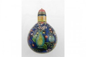 baluster scent bottle