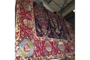 East Persian Meshad carpet