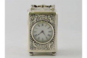 bedside timepiece