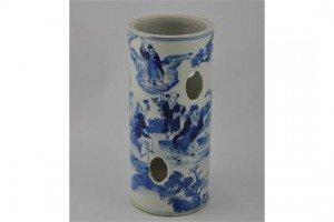 porcelain bulb vase