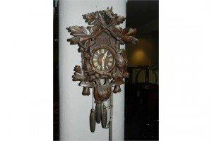 beechwood cuckoo clock