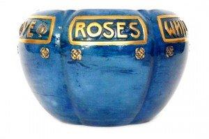 Porcelain jardiniere,