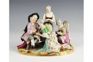 porcelain group