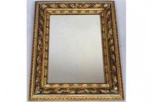 Gesso mirror