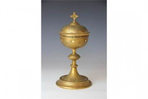 chalice and cover