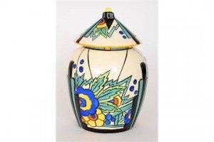 Syrian pattern vase