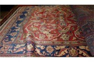 Persian Isfahan rug