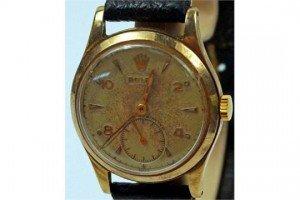 gentleman's wristwatch