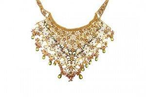 Asian wedding necklace