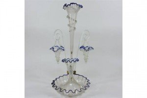 glass epergne