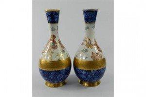 bottle shaped vases