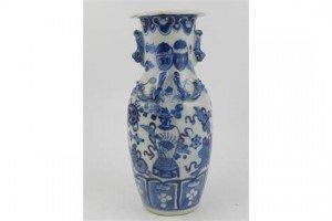 baluster shape vase