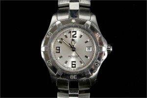 Professional wristwatch