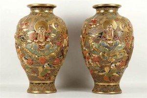 baluster shaped vases