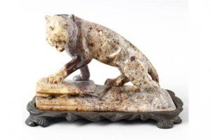 figure of a tiger