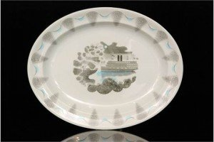 Wedgwood meat plate