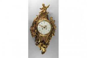 ormolu cartel clock