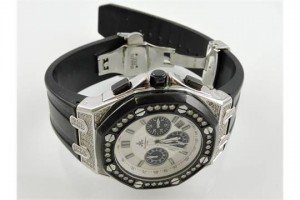 chronograph wristwatch