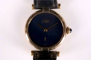 Cartier VLC watch