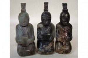 Funerary figures