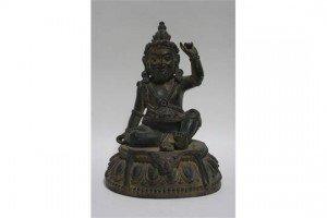 Buddhistic figure