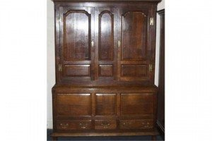 Camarthen cupboard
