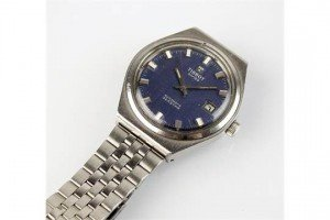 Sea star wristwatch