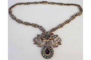 elaborate necklace