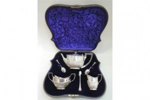 bachelors tea set