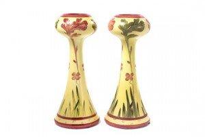 pottery vases
