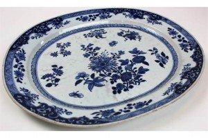 Chinese porcelain platter