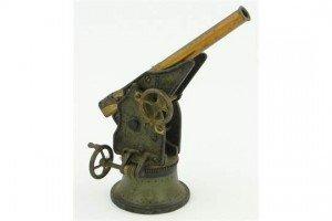 model artillery cannon